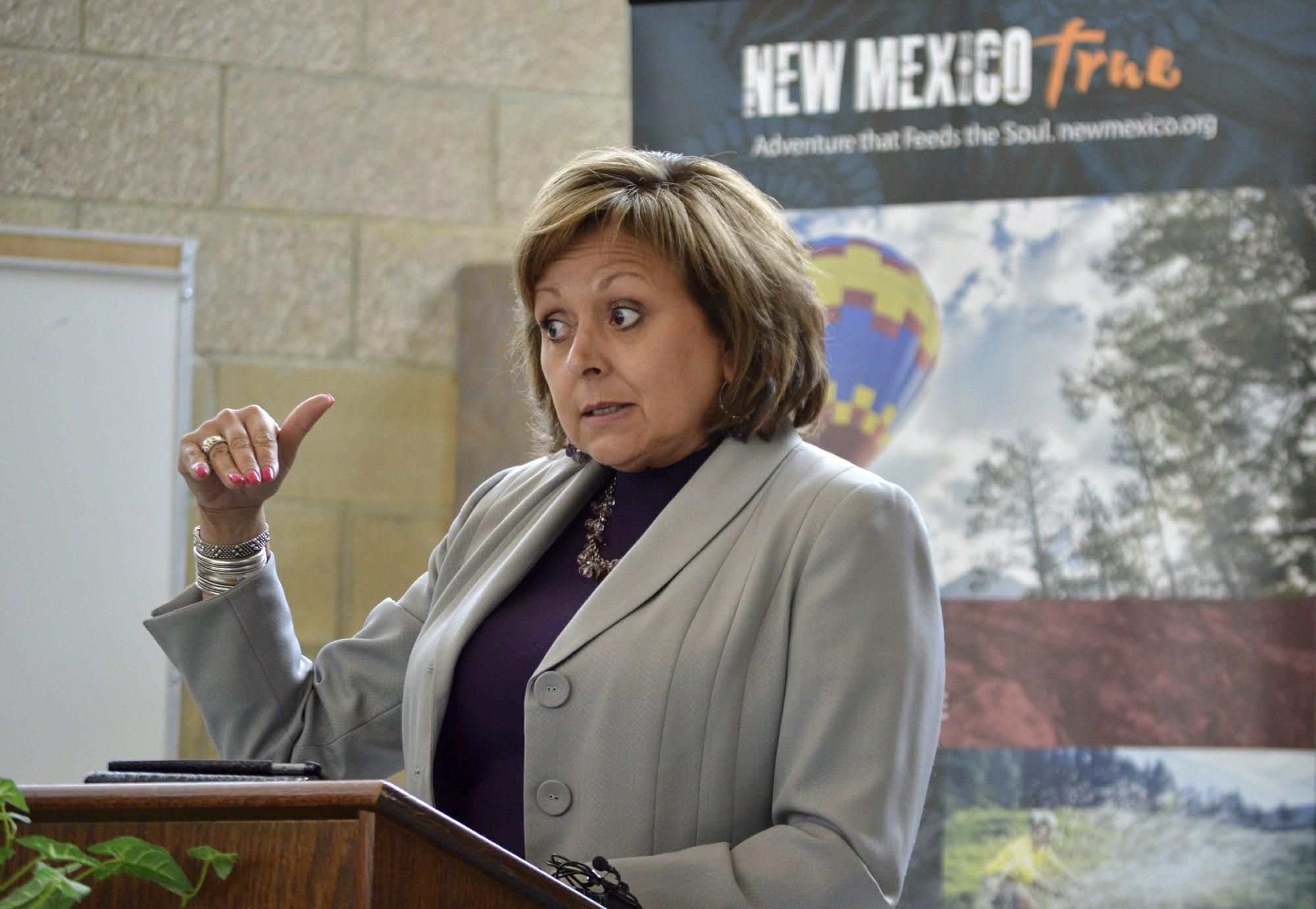 Susana Martinez to join board of Jeb Bush's ed reform group