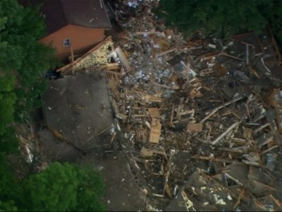 Two Dead in North Carolina House Collapse