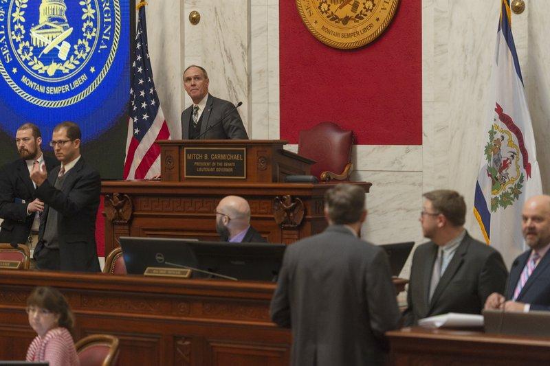 West Virginia panel OKs education bill jeered by teachers