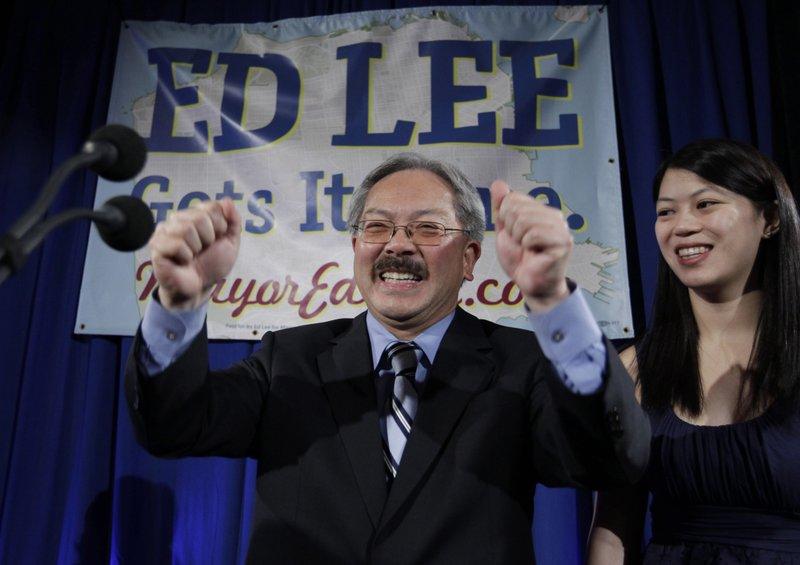 Ed Lee, Brianna Lee