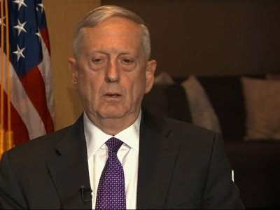 Mattis: Trump 'Open to Advice' on Afghanistan