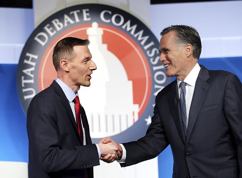 Mike Kennedy, Mitt Romney