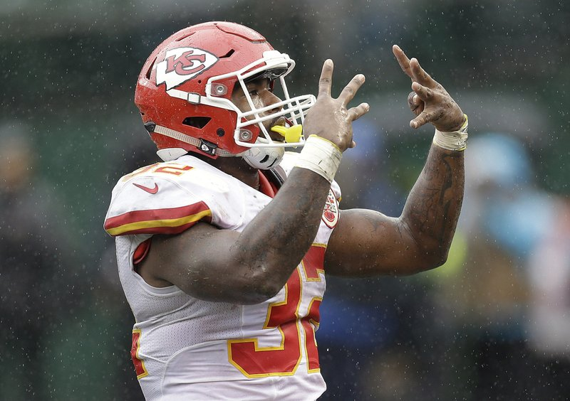 f128447e Chiefs RB Spencer Ware can coexist with Jamaal Charles