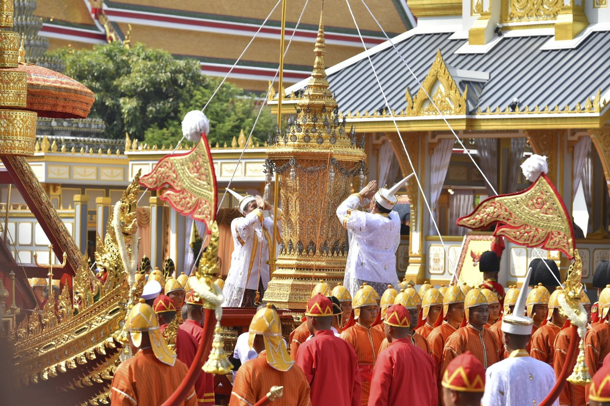 A revered king is put to rest in thailand 5 things to know izmirmasajfo