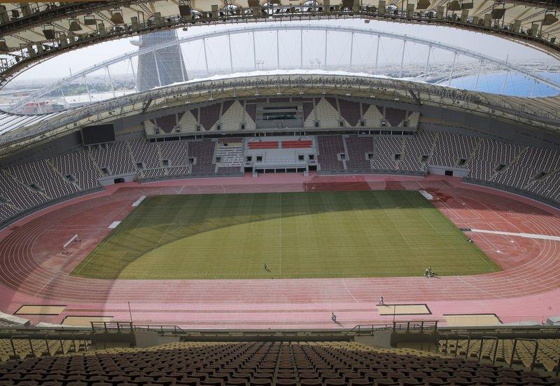 7a0bde65b Qatar s evolution a work in progress as 2022 World Cup nears
