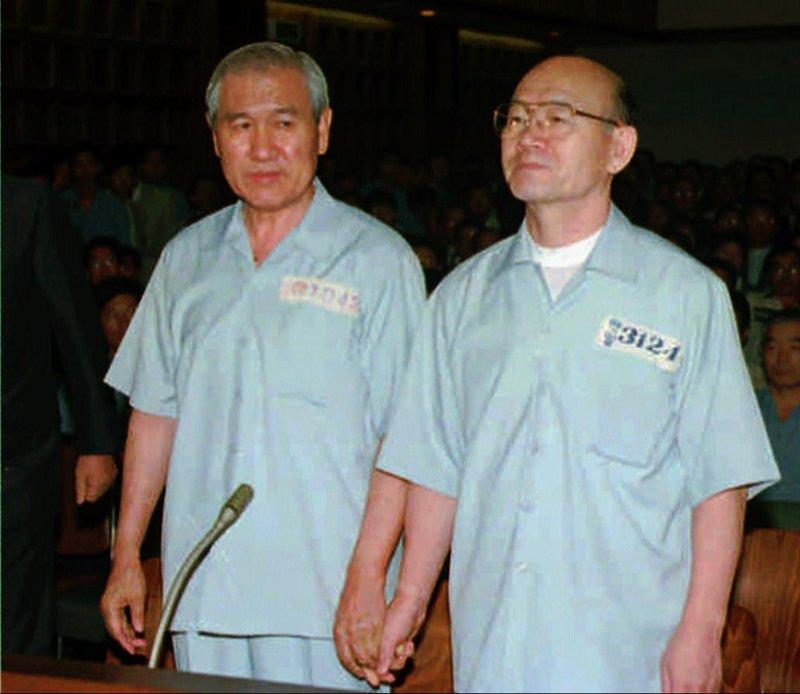 Chun Doo-hwan, Roh Tae-woo