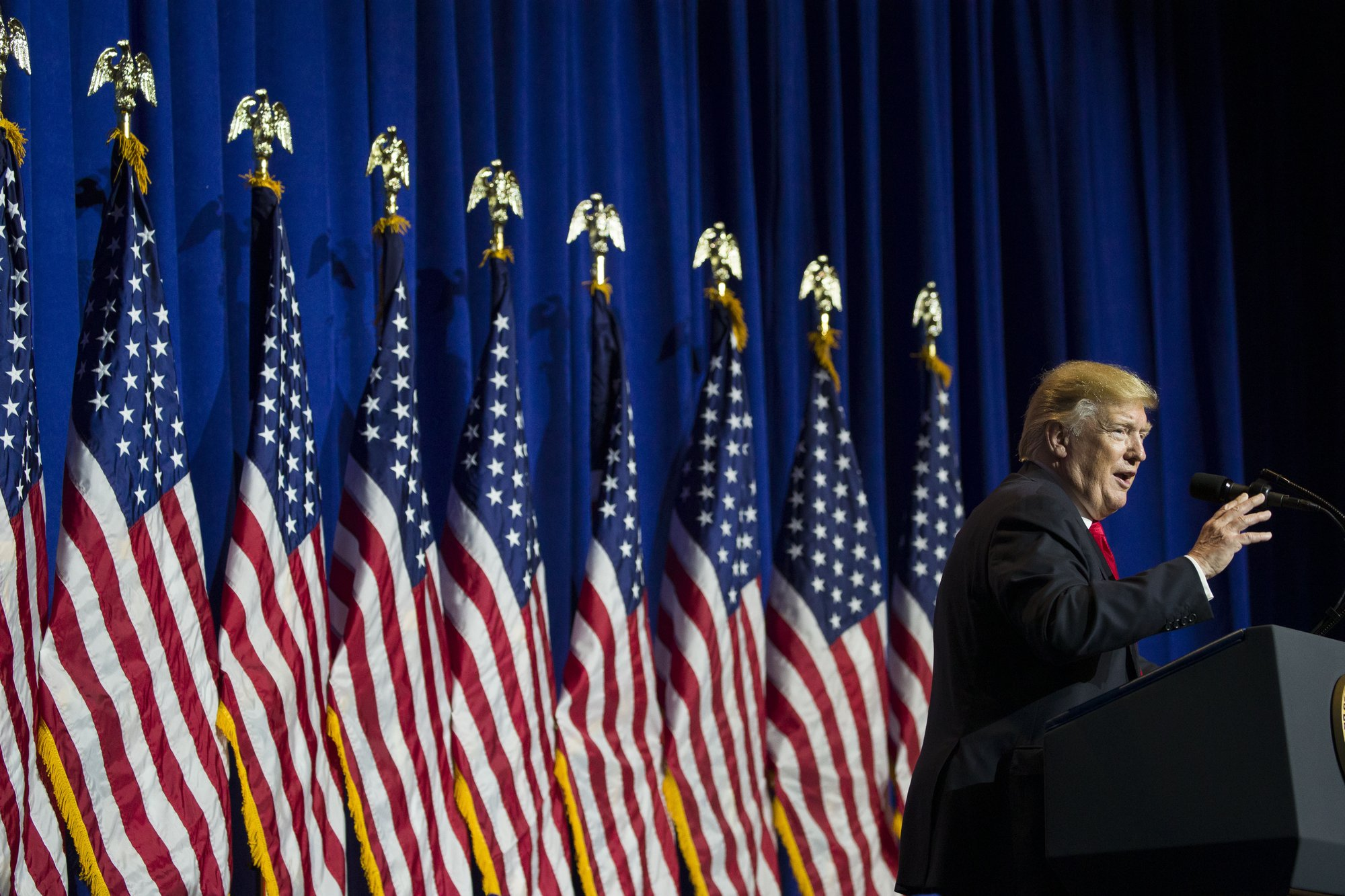 The Latest: Tariff agreement hailed by business groups