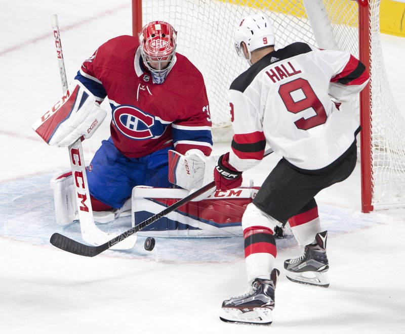 Carey Price, Taylor Hall