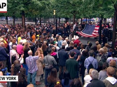 New York marks 17 years since 9/11 attacks