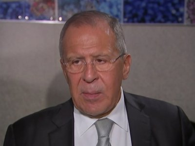 Lavrov Hints US-Russia 'Tit-for-tat' May Be Over