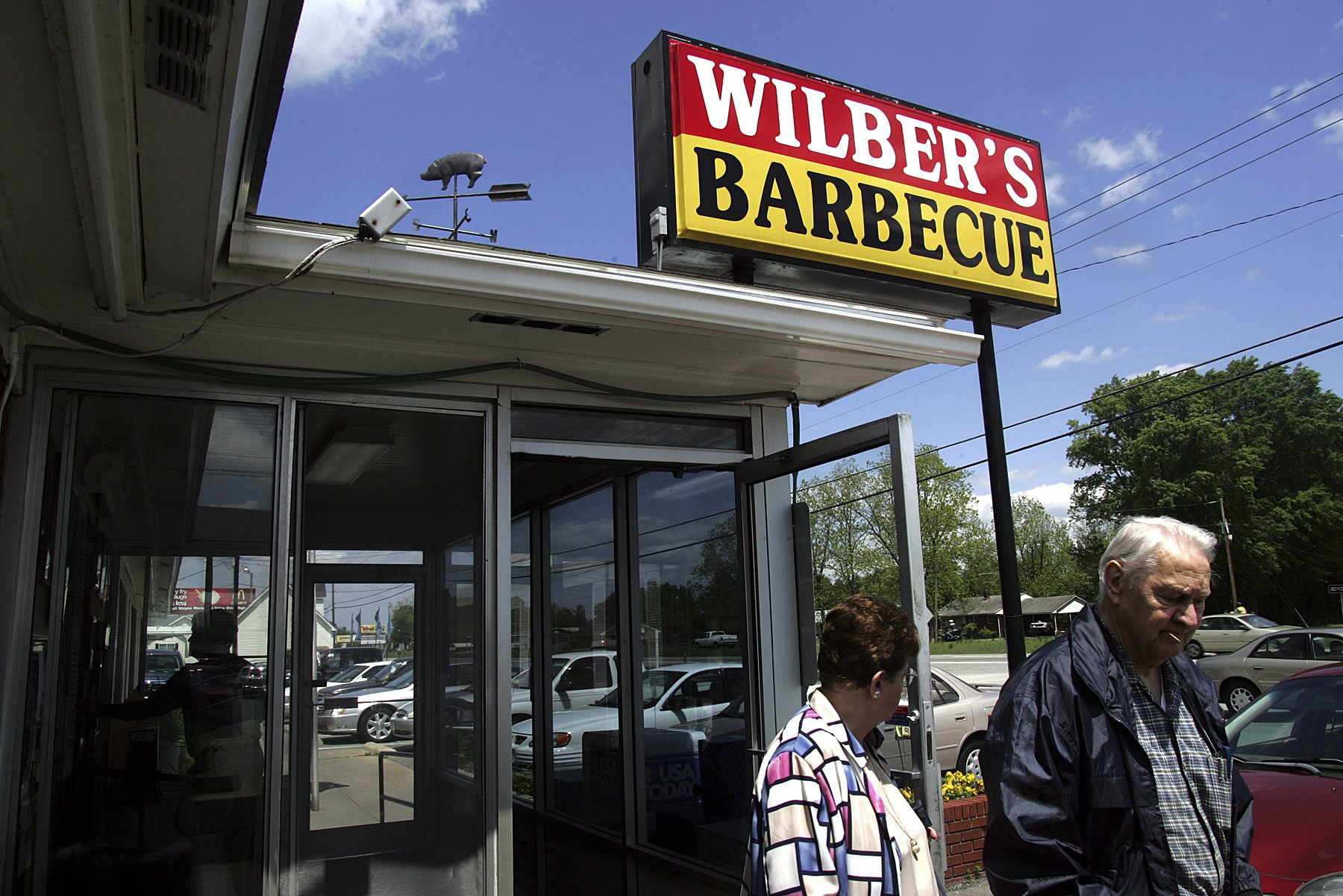 Iconic North Carolina barbecue spot closes over taxes owed