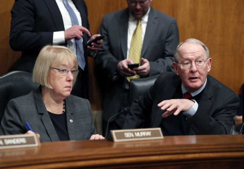 Patty Murray, Lamar Alexander