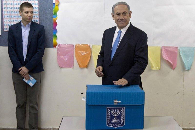 Benjamin Netanyahu, Yair Netanyahu