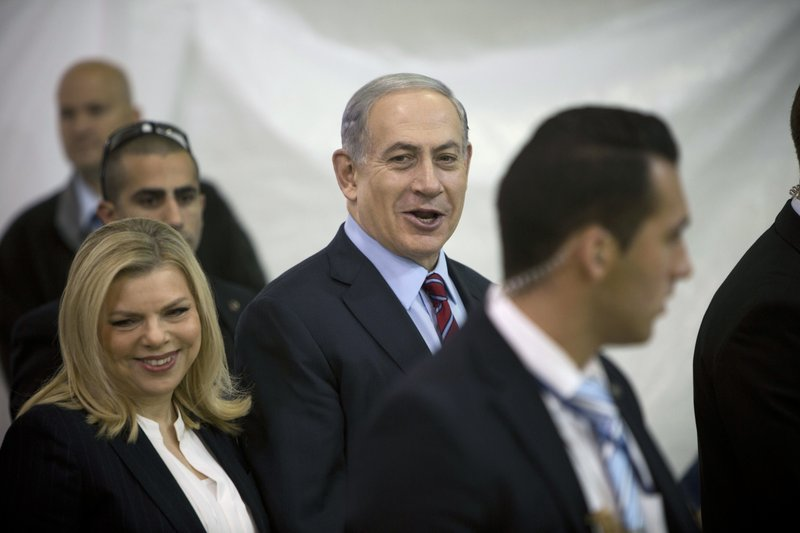 Benjamin Netanyahu, Sara Netanyahu