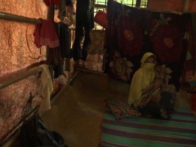 Rohingya Rape Survivors' Babies Quietly Emerge