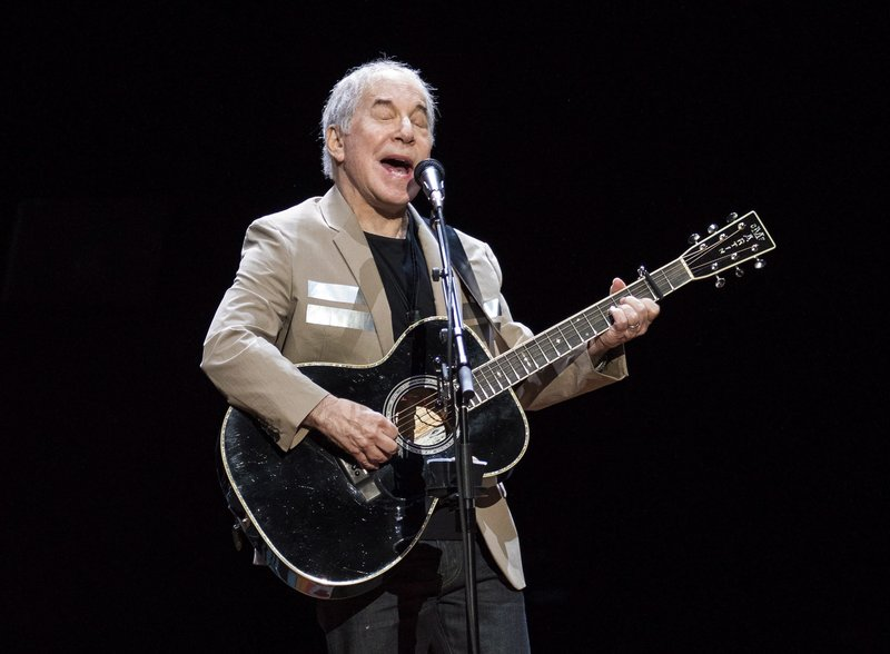 A farewell to the road for Paul Simon