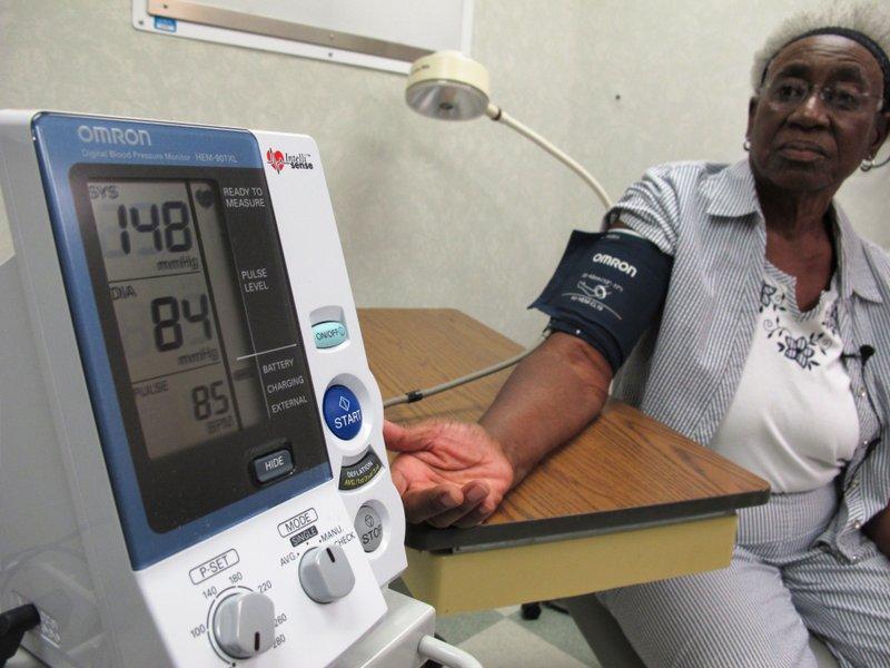 Study Lowering Blood Pressure Helps Prevent Mental Decline