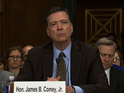 Comey: Russia 'Greatest Threat' of Any Nation