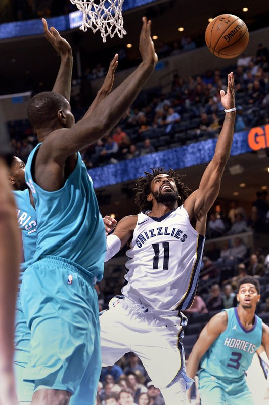 Mike Conley, Marvin Williams