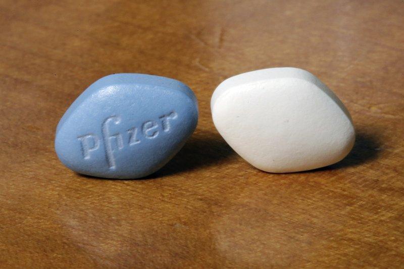 Viagra, sildenafil citrate