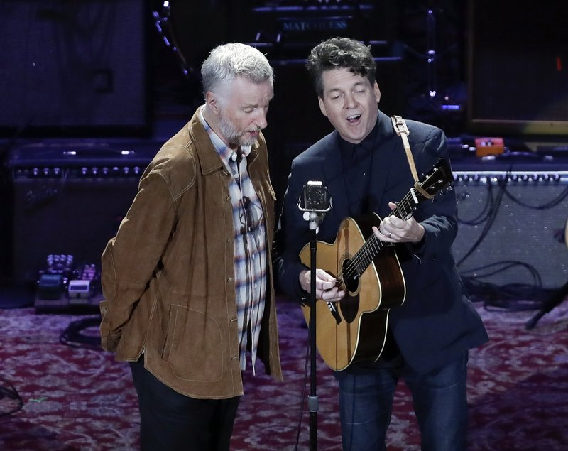 Joe Henry, Billy Bragg