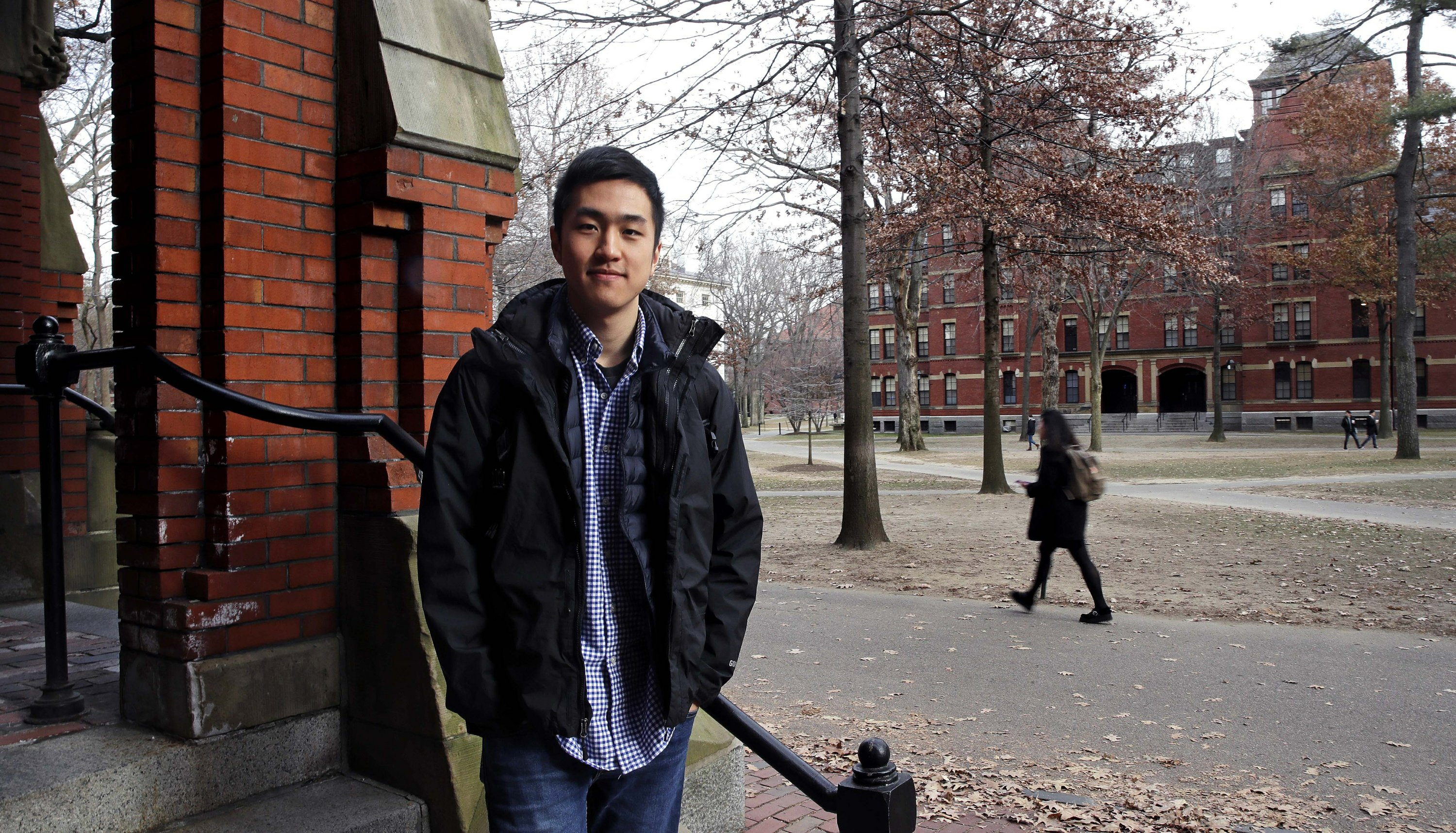 Rhodes scholar and 'Dreamer' fears he can't return to US