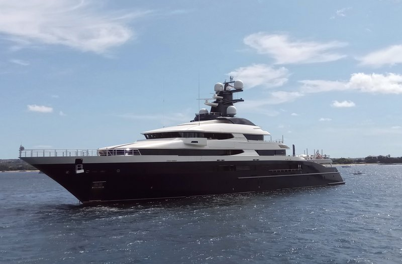 Malaysia launches sale of superyacht linked to graft scandal