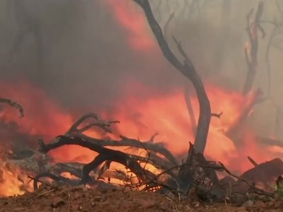 Deadly Calif. Fire Rages Into Seventh Day