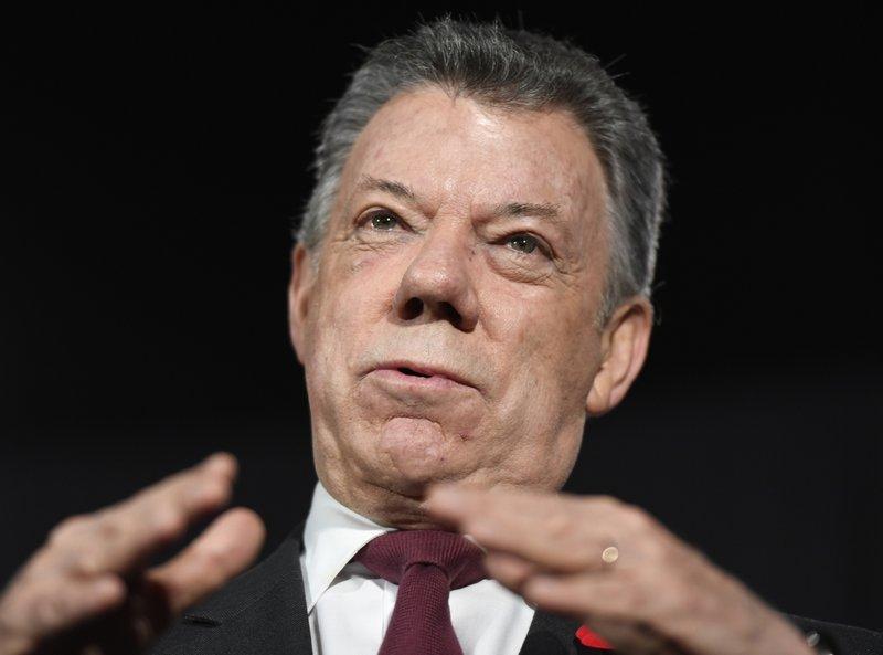 Juan Manuel Santos Jacques Fremont