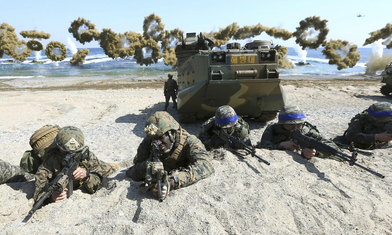 Halting S.Korea-US drills risks weakening N.Korea deterrence