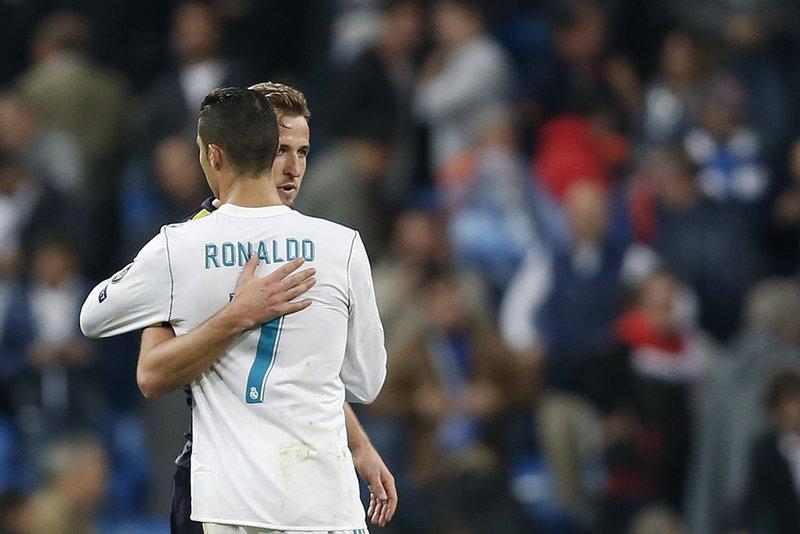 Cristiano Ronaldo, Toby Alderweireld