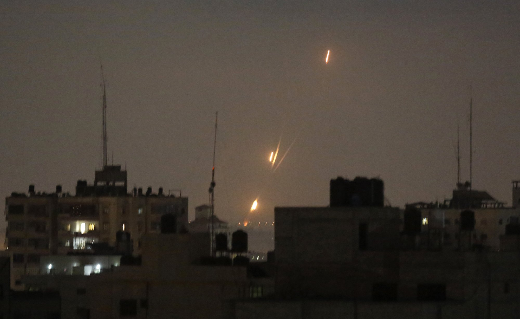Gaza's Hamas rulers say cease-fire reached with Israel