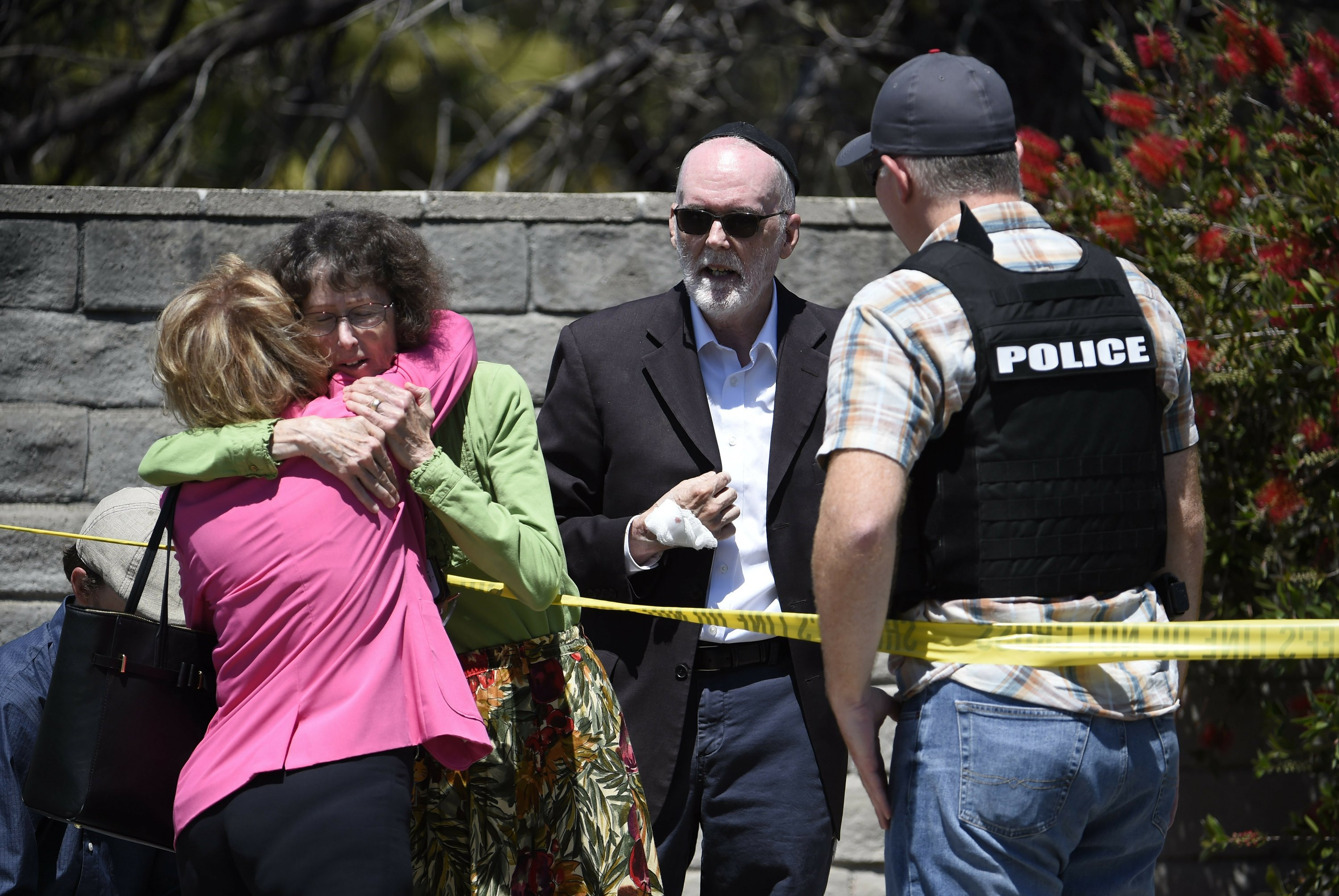Image result for SYNAGOGUE SHOOTING CALIFORNIA ap