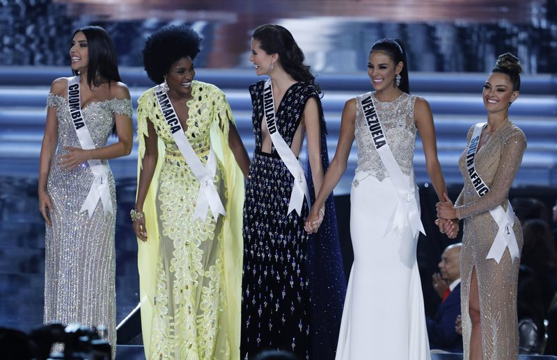 Ghana's Ruth Quashie makes Top 16, South Africa wins Miss Universe 2017