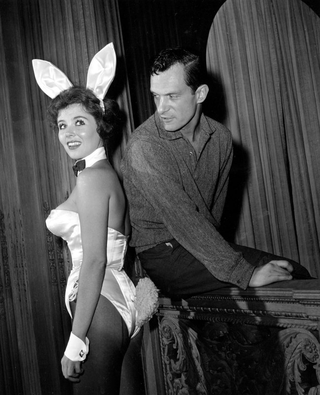Hugh Hefner, Bonnie J. Halpin