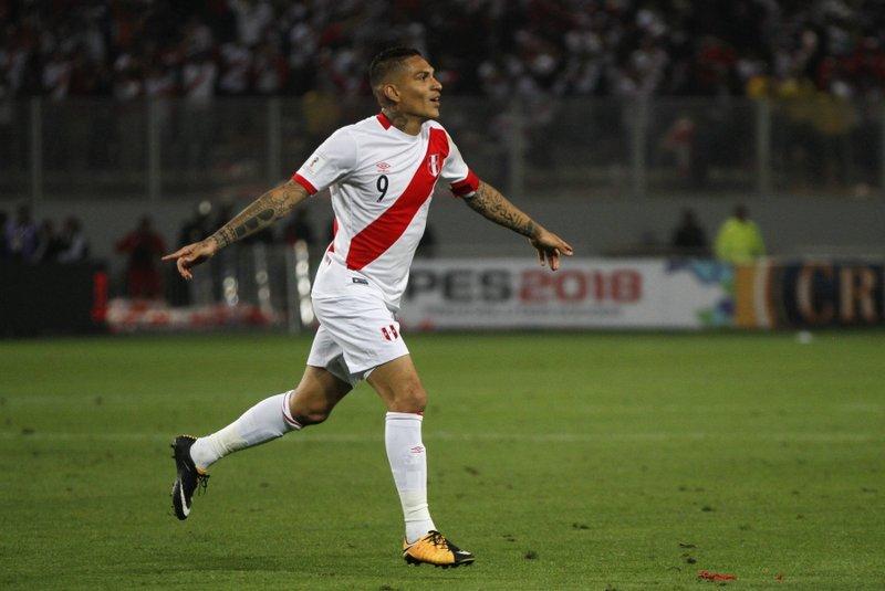 182a6cb3e Peru captain Guerrero banned again awaiting final verdict