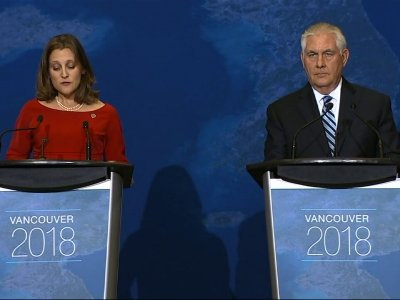 Tillerson: Nuclear North Korea Threat Growing