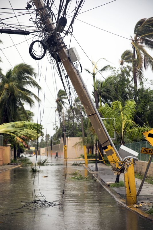 Dominican Republic Hurricane Maria