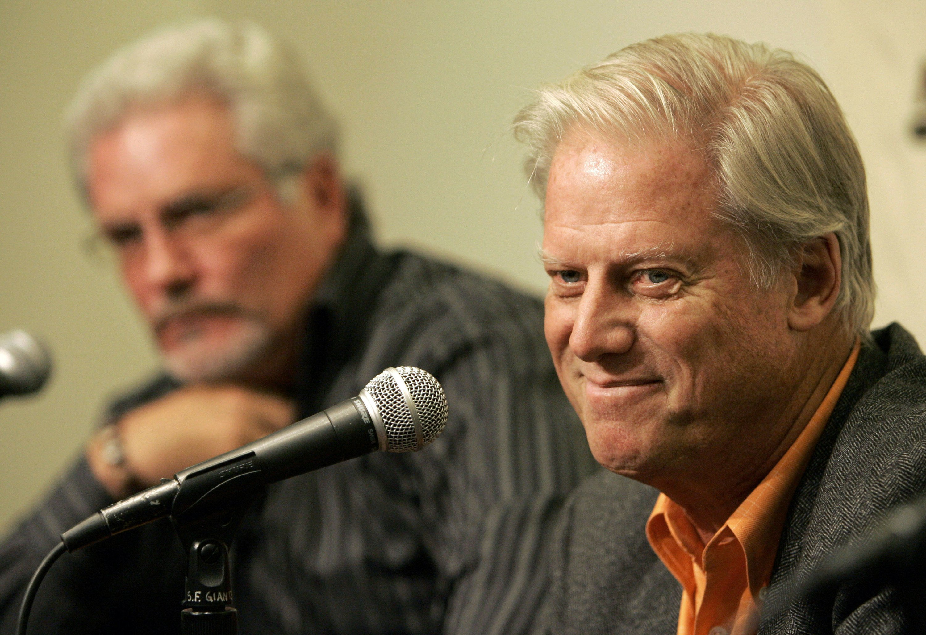 Longtime San Francisco Giants owner Peter Magowan dies