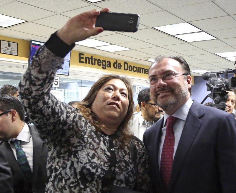 Luis Videgaray, Elisa Jimenez