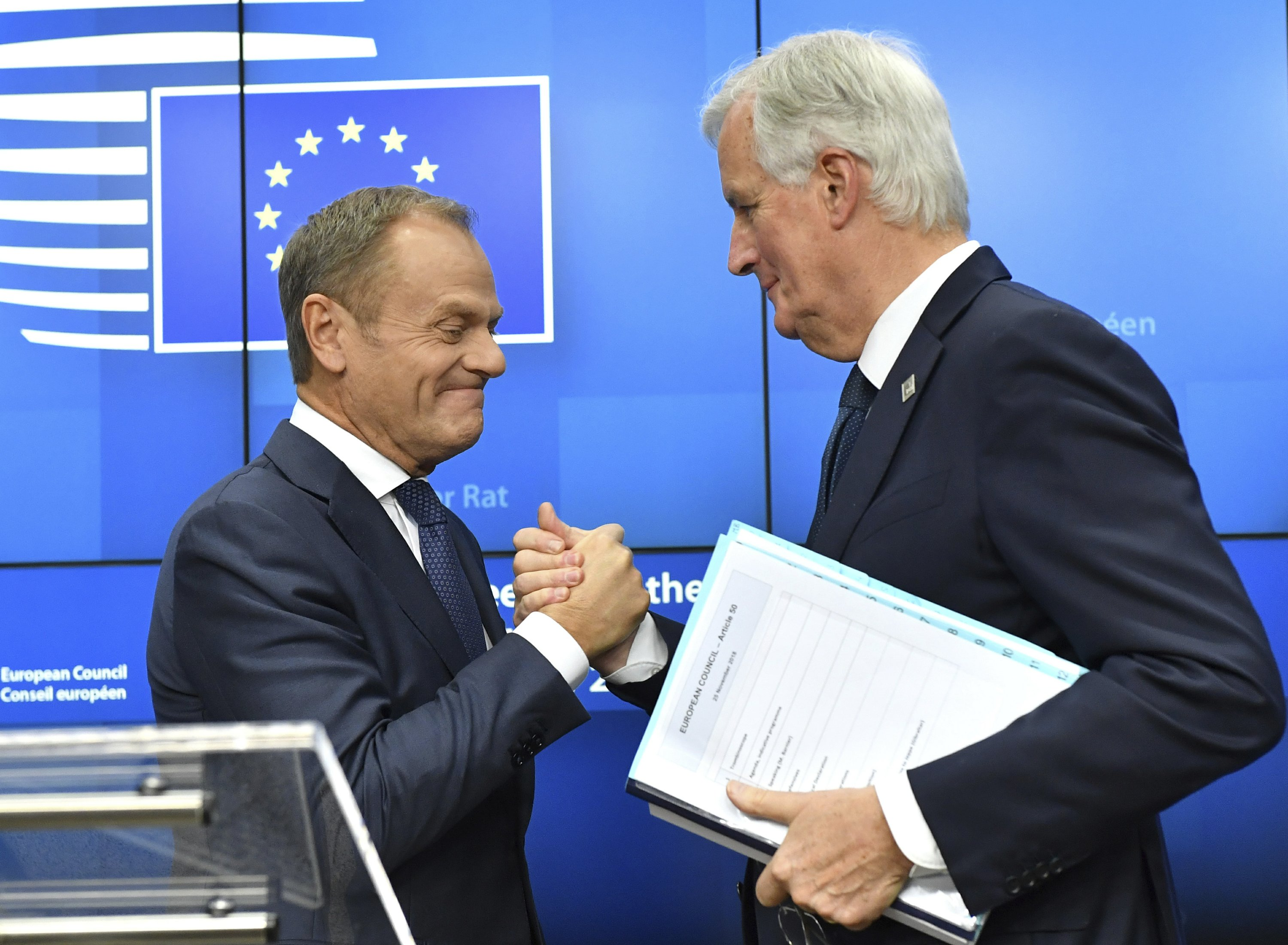 Key points in the EU-UK Brexit agreement