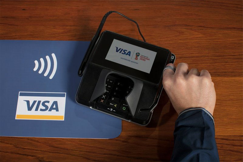 Contactless Technology Powers Fifty Percent of Purchases at 2018 FIFA World Cup Russia™