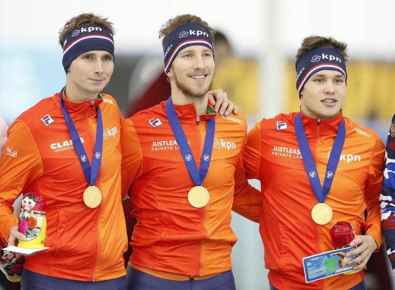Jan Blokhuijsen, Marcel Bosker, Simon Schouten