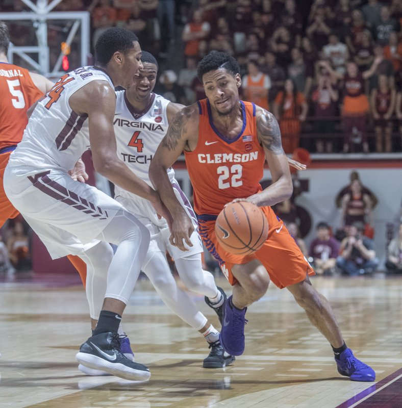 Kerry Blackshear Jr, Scott Spencer