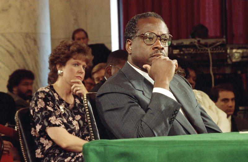 Clarence Thomas, Virginia Thomas