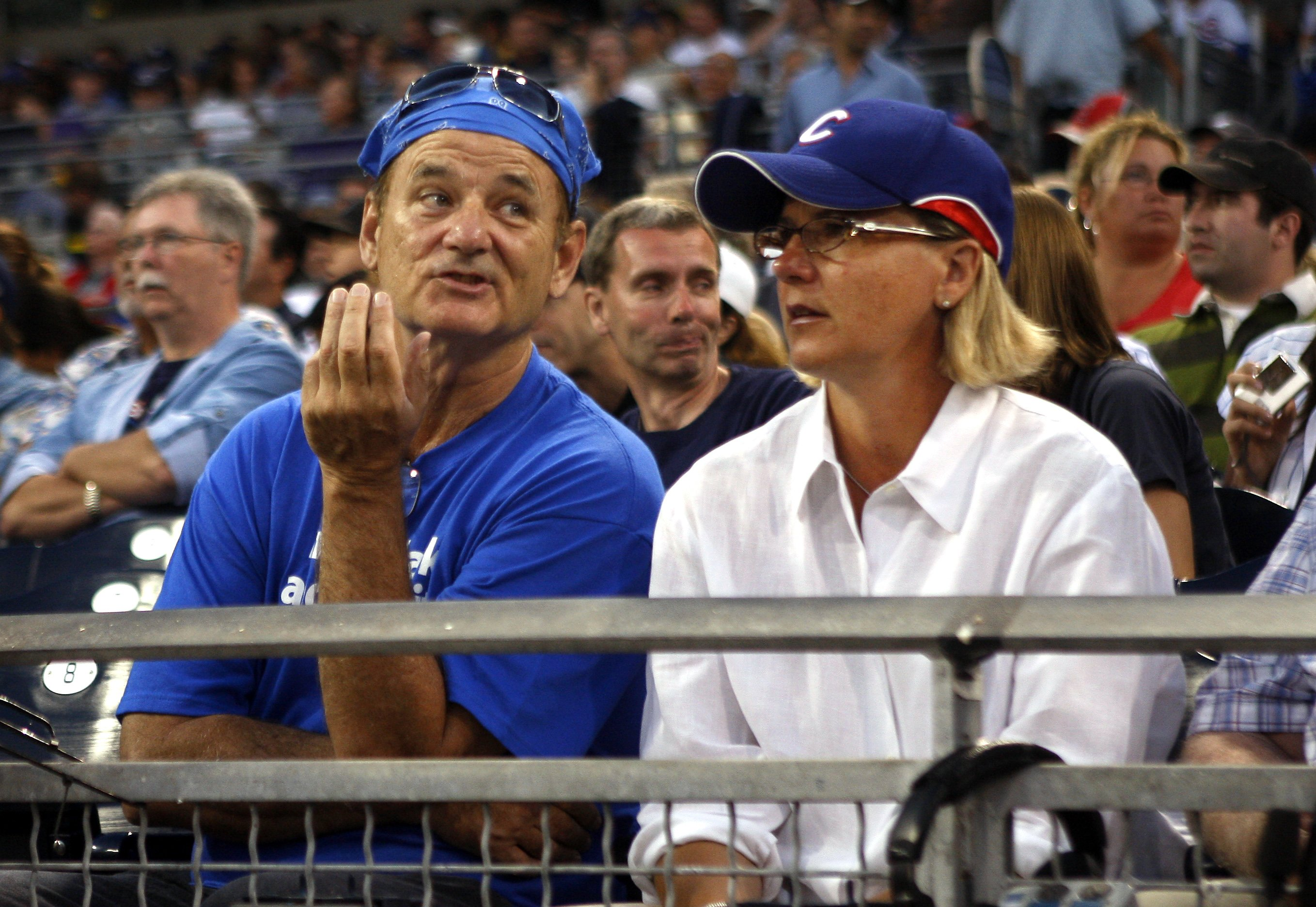 Celebrities among those long-suffering Chicago Cubs fans