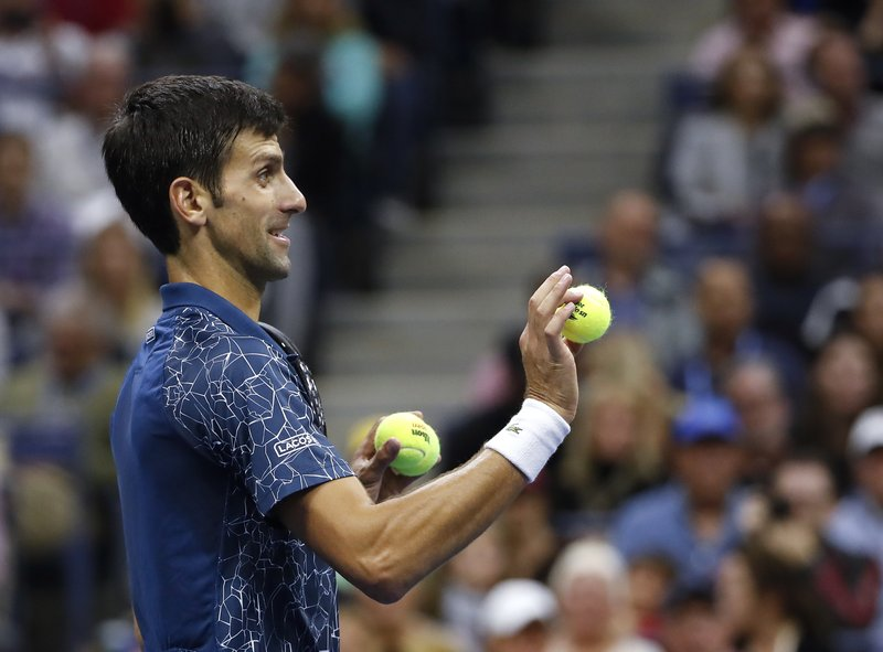 The Latest Djokovic Umpire Changed Course Of Serena Match
