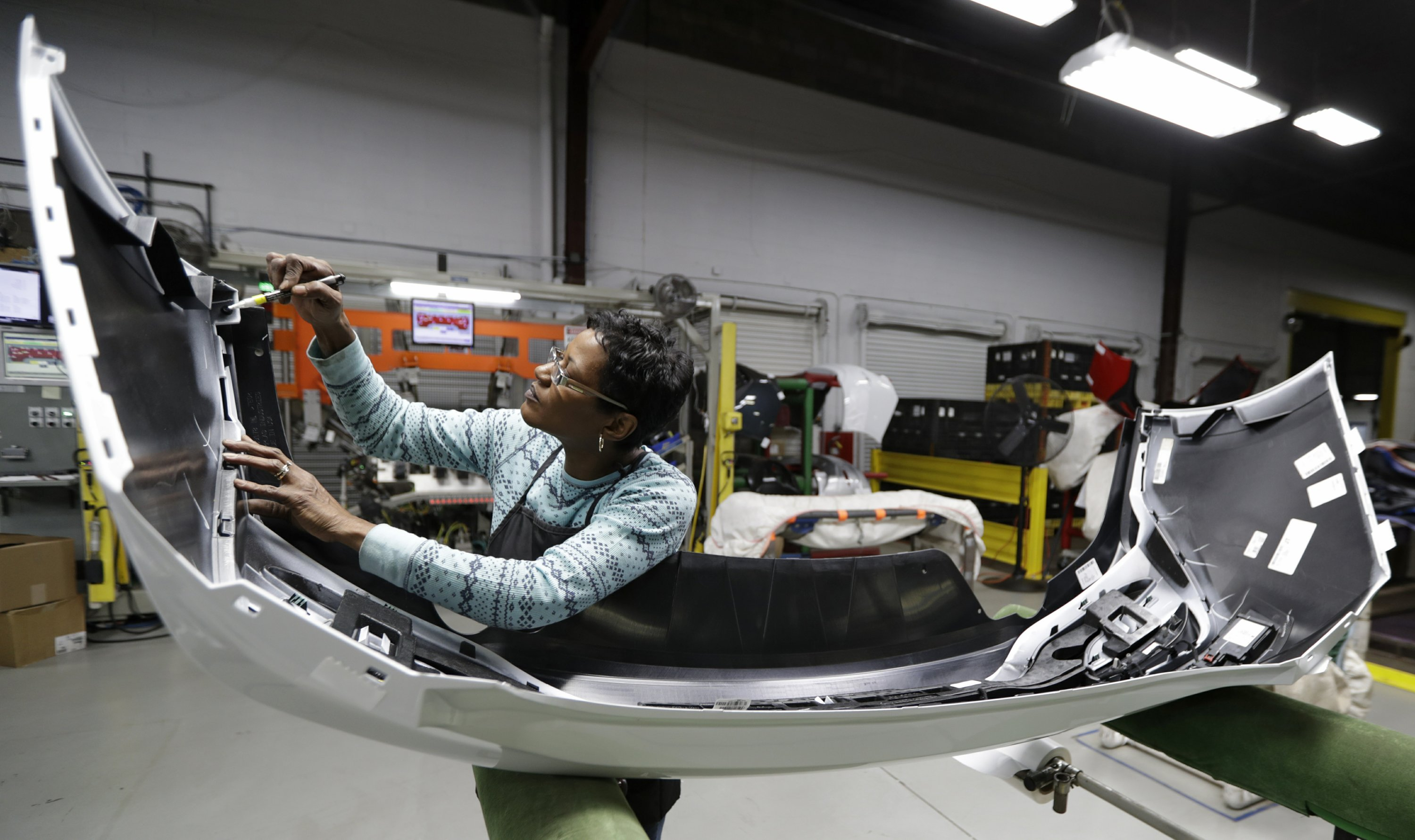 Youngstown Chevrolet >> Survey: US manufacturing grew in November