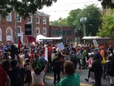 As Protesters Clash, Va. Gov. Declares Emergency