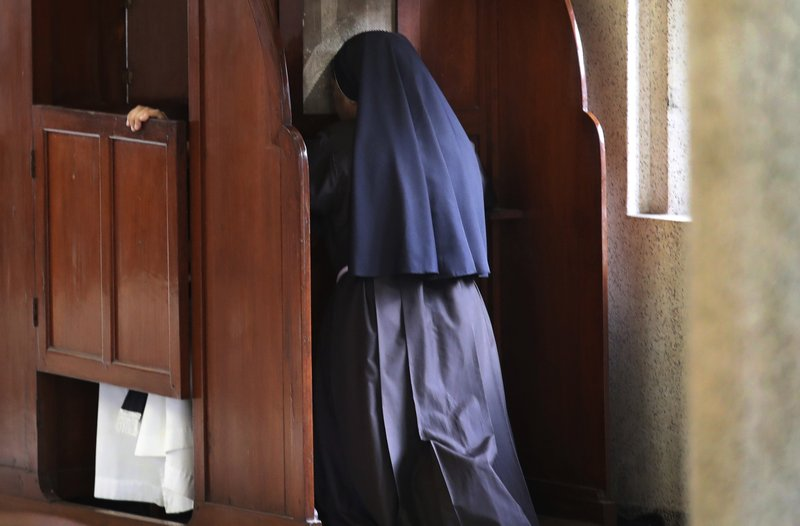 AP finds long history of nuns abused by priests in India